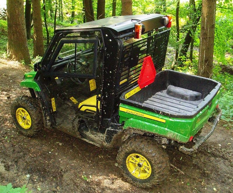 John Deere Xuv 550 Gator Dfk Cab S R O