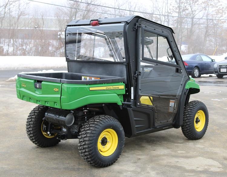 John Deere Xuv 590 Gator Dfk Cab S R O