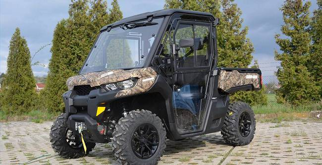 CAN-AM Traxter DPS, XT, XT-P