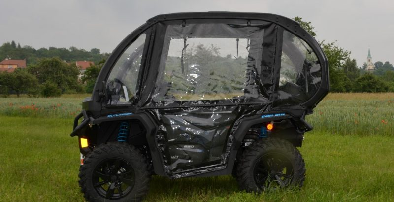 Can-Am Outlander X T-P MAX 1000 DFK cab