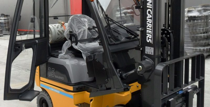 DFK Cab kit for Atlet forklifts