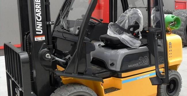 DFK Cab kit for Atlet forklifts