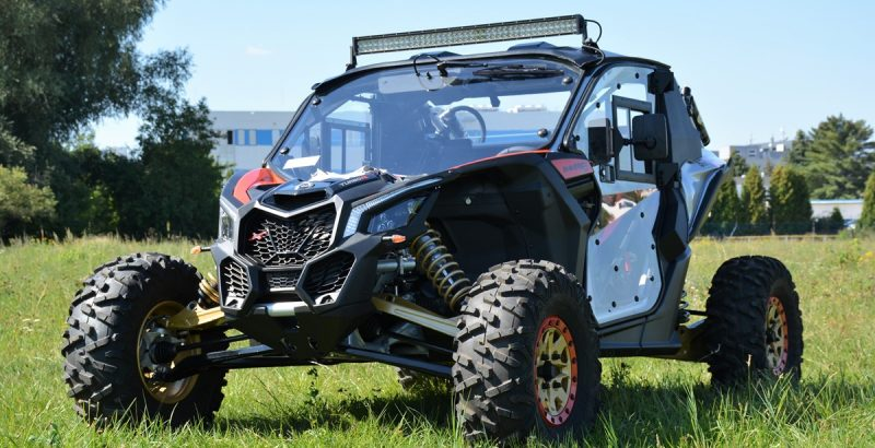 CAN-AM MAVERICK X3 CAB KIT, CABIN, CABINE