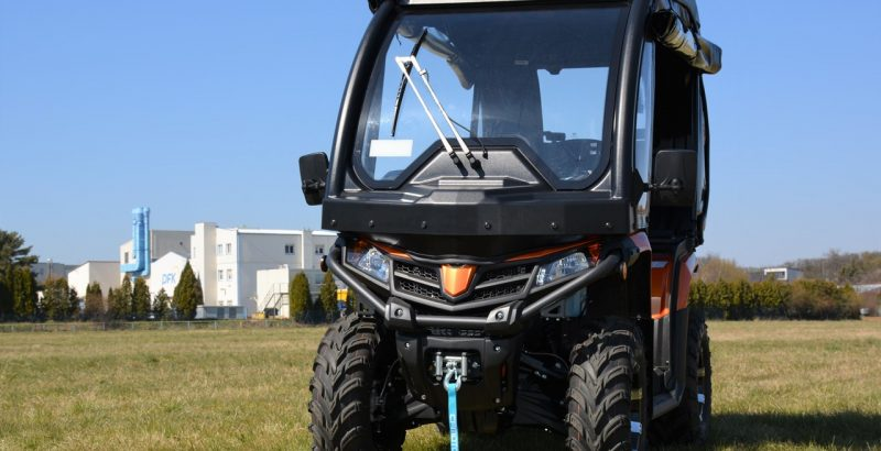 CF MOTO CForce 450,520 LONG DFK cab