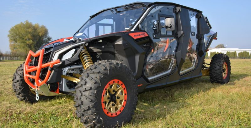 Can-am Maverick X3 MAX DFK cabin