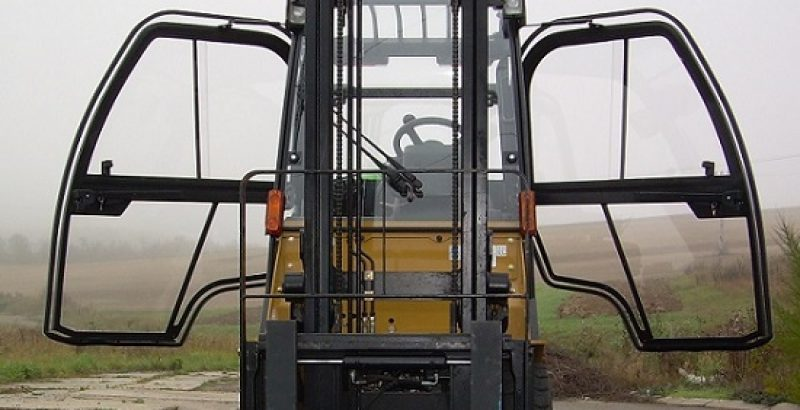 Caterpillar DFK Cab kit