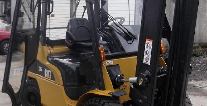Caterpillar DFK Cab kit