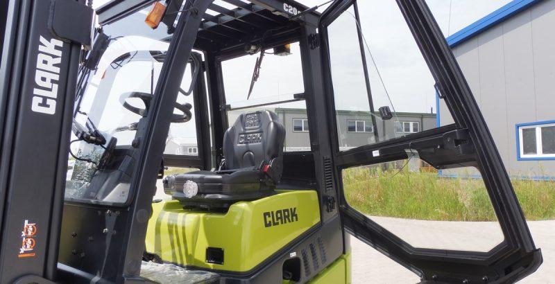 Clark C15 cab kit, cabin, kabina, cabine P108028716
