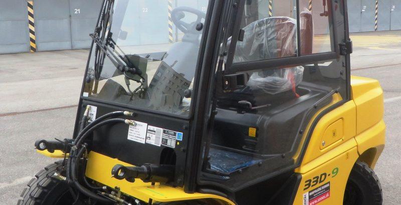 DFK Cab kit for Hyundai