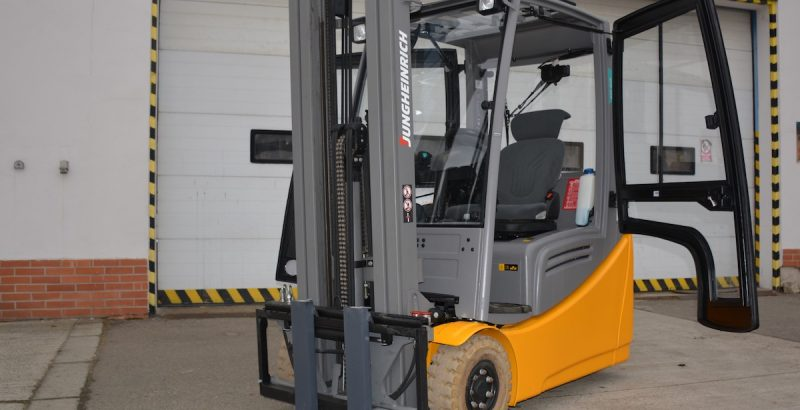DFK Cab kit for Jungheinrich forklifts