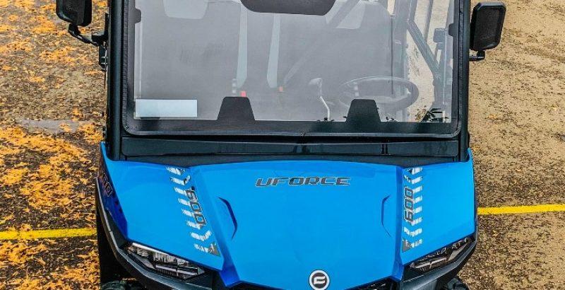 DFK cab CF MOTO Uforce 600 cabin