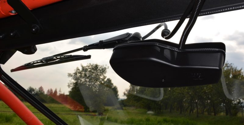 DFK cab Segway Villain cab kit