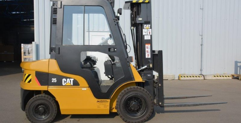 CATERPILLAR DP(GP)20N-35N