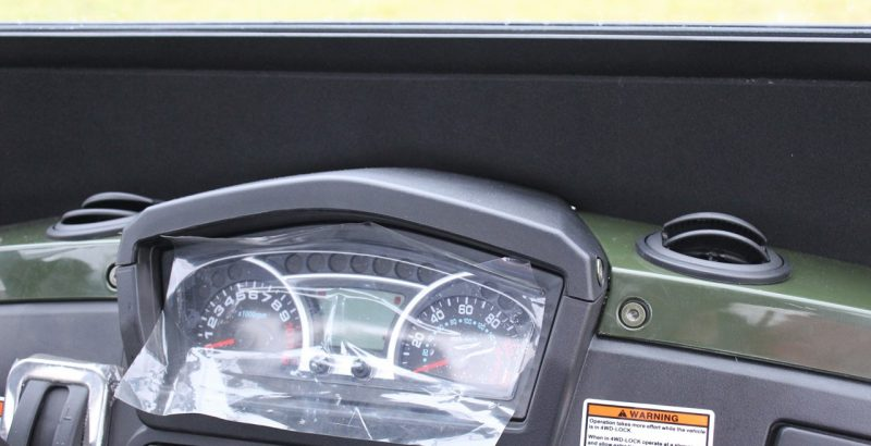 HISUN SECTOR 550, 750 EPS DFK cab