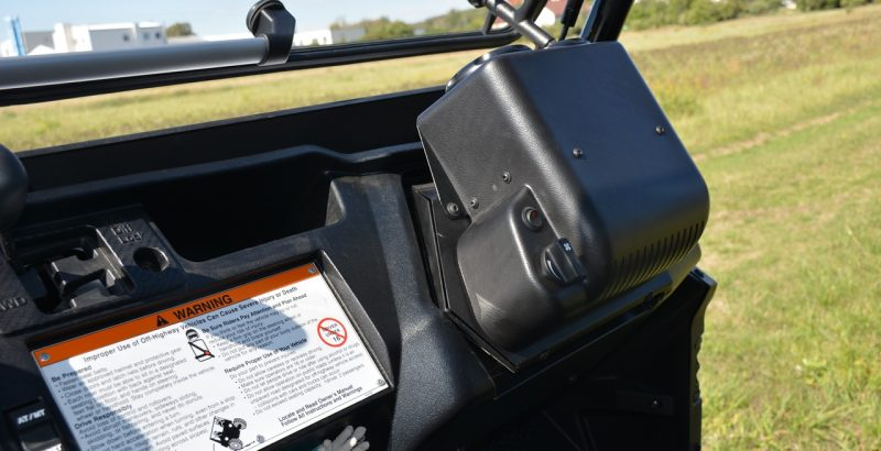 HONDA Pioneer 1000 DFK cab