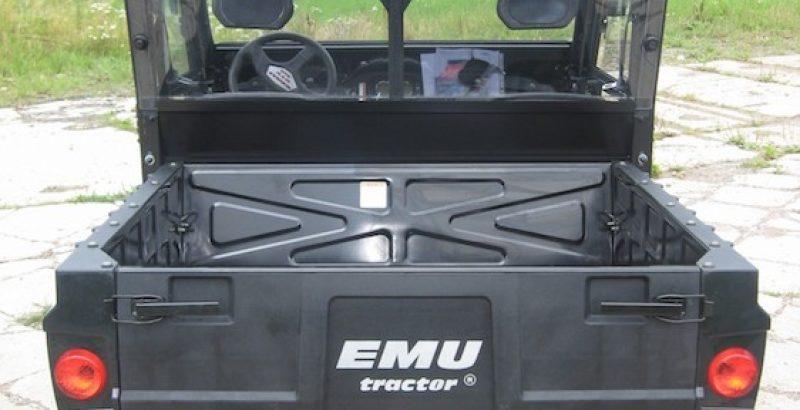 Hisun Tractor 500 - DFK Cab kit (2)