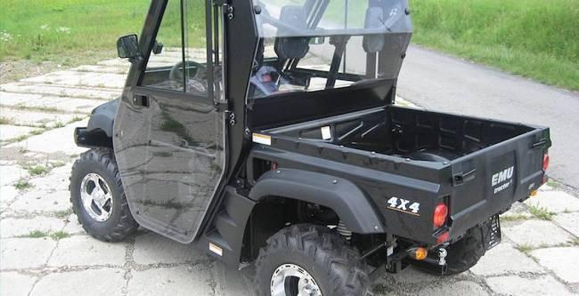 Hisun Tractor 500 - DFK Cab kit (3)