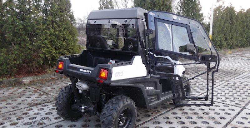 Hisun Tractor 800 - DFK Cab kit (4)