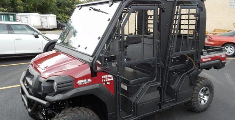 DFK Cab kit