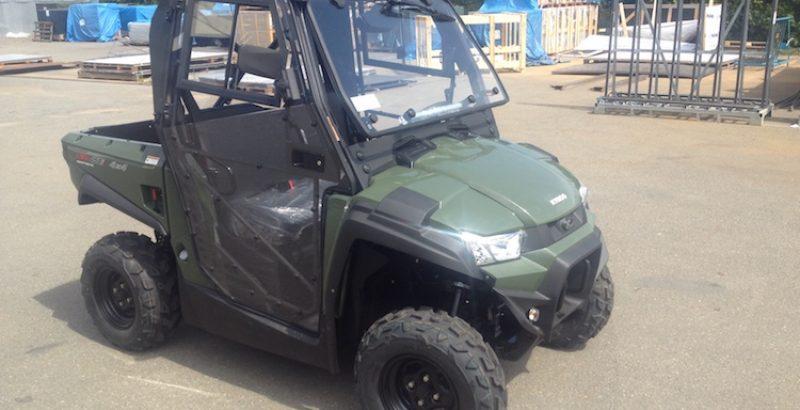 Kymco 450i - DFK Cab kit (1)