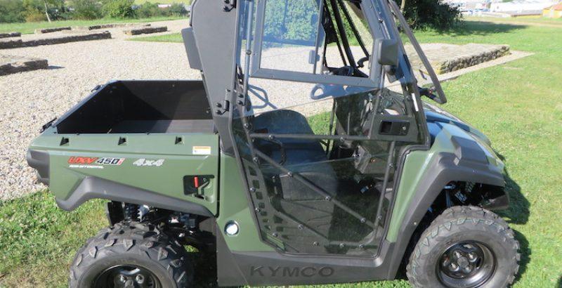 Kymco 450i - DFK Cab kit (3)