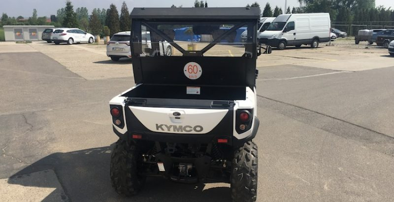 Kymco UXV 450i - DFK Cab kit (3)
