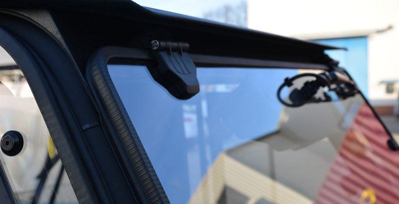 Kymco UXV 700 Sport Cab 0