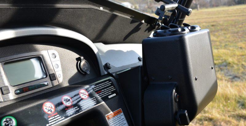 Kymco UXV 700 Sport DFK Cab 01