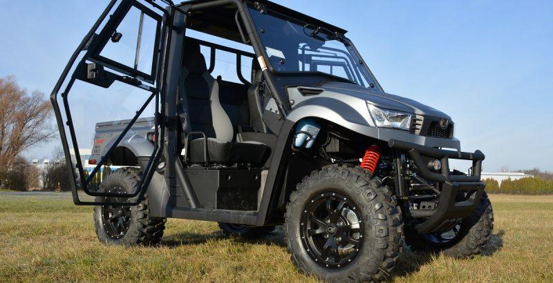 Kymco UXV 700 Sport cab 01