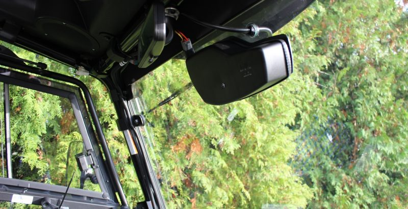 LINHAI 1100 DIESEL DFK cab