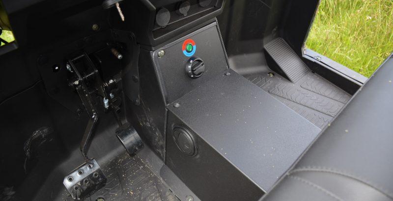 LINHAI 550 T-BOSS EPS DFK cab