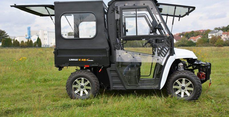 LINHAI E5S DFK cab