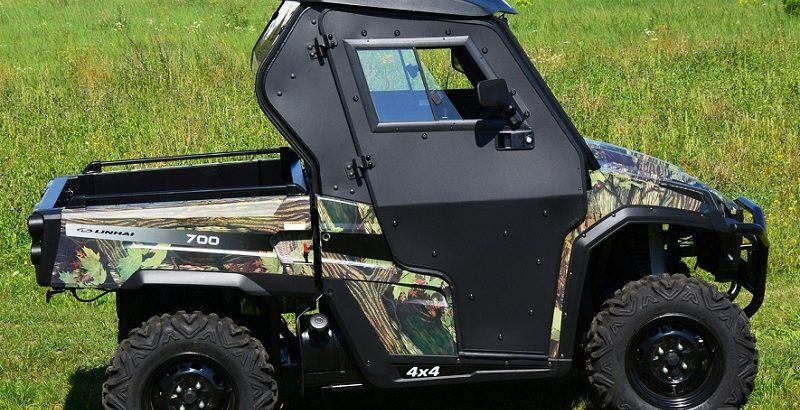 Linhai EFI 700cc 4x4 - DFK Cab kit