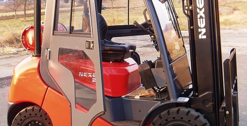DFK Cab kit for Next forklifts