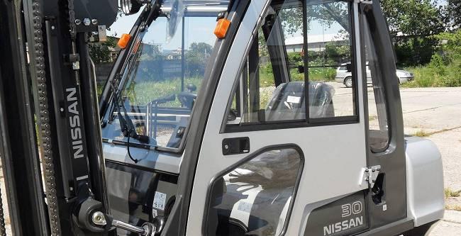 DFK Cab kit Nissan DX