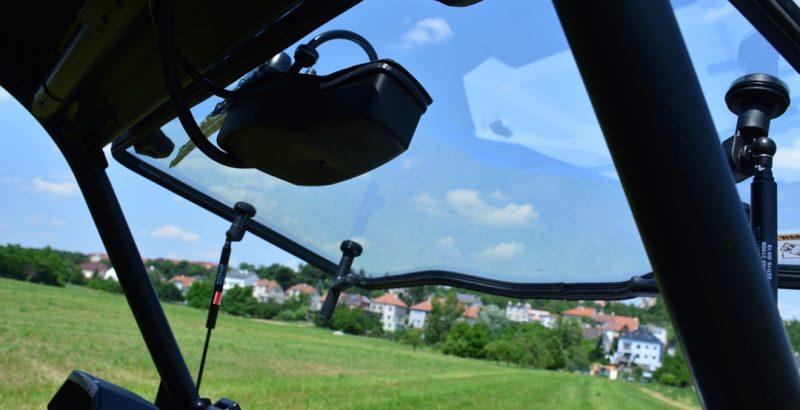 POLARIS RZR TRAIL S DFK CAB
