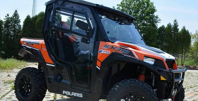 Polaris General 1000 - DFK Cab kit (1)