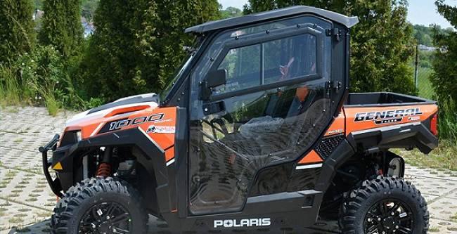 Polaris General 1000 - DFK Cab kit (4)