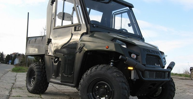 Polaris Ranger 400EV, 500EV - DFK Cab kit (1)