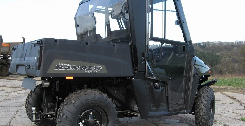 Polaris Ranger 400EV, 500EV - DFK Cab kit (2)