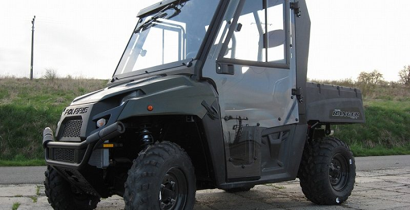 Polaris Ranger 400EV, 500EV - DFK Cab kit (3)