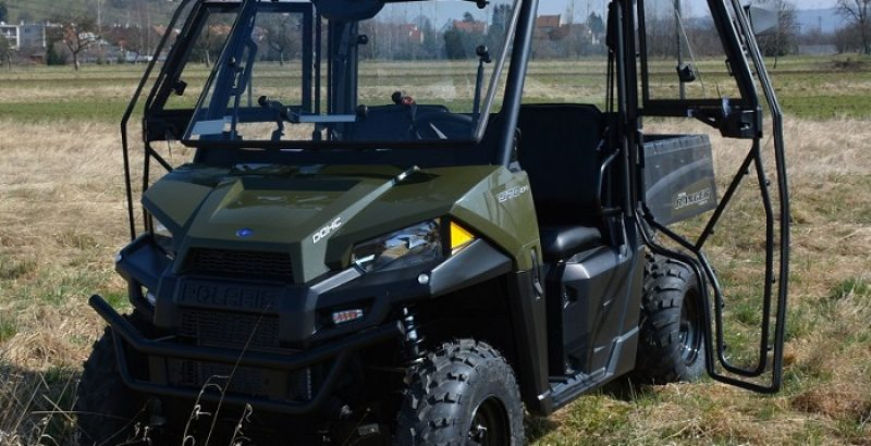 Polaris Ranger 570 Midsize - DFK Cab kit (1)