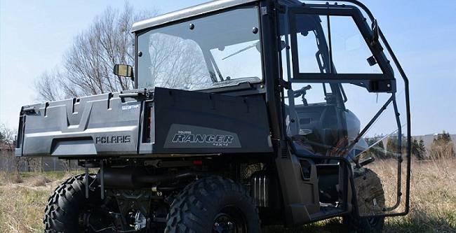 Polaris Ranger 570 Midsize - DFK Cab kit (3)