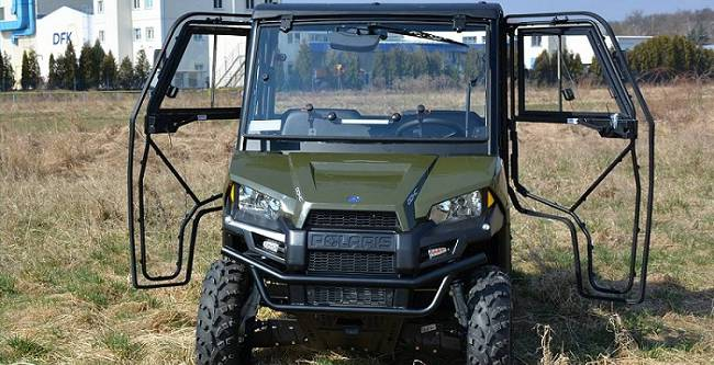 Polaris Ranger 570 Midsize - DFK Cab kit (6)