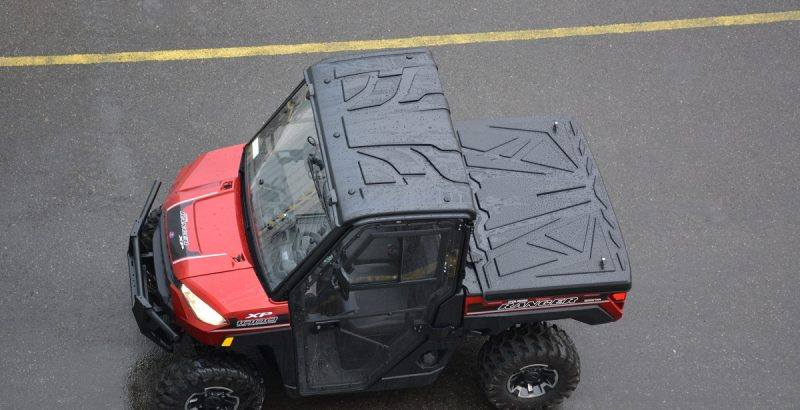 Polaris Ranger XP 1000 CARGO BED DFK 1
