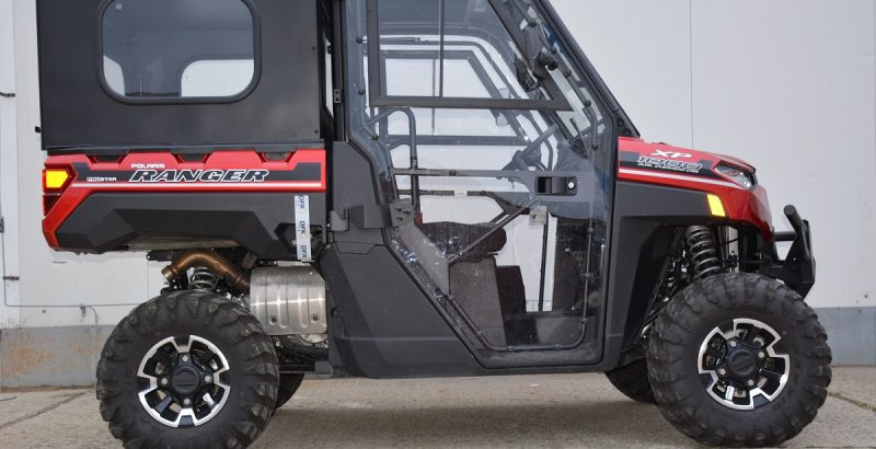 Polaris Ranger XP 1000 CARGO BED DFK 3