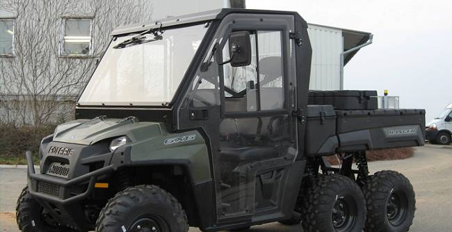 Polaris Ranger XP 800 6x6 - DFK Cab kit