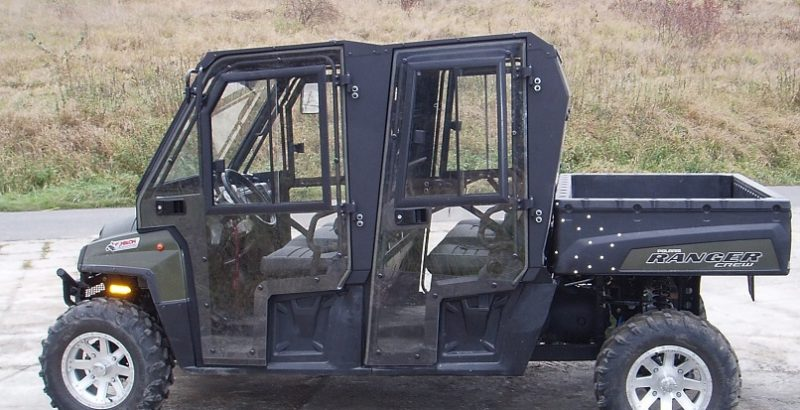 Polaris Ranger XP 800 Crew - DFK Cab kit
