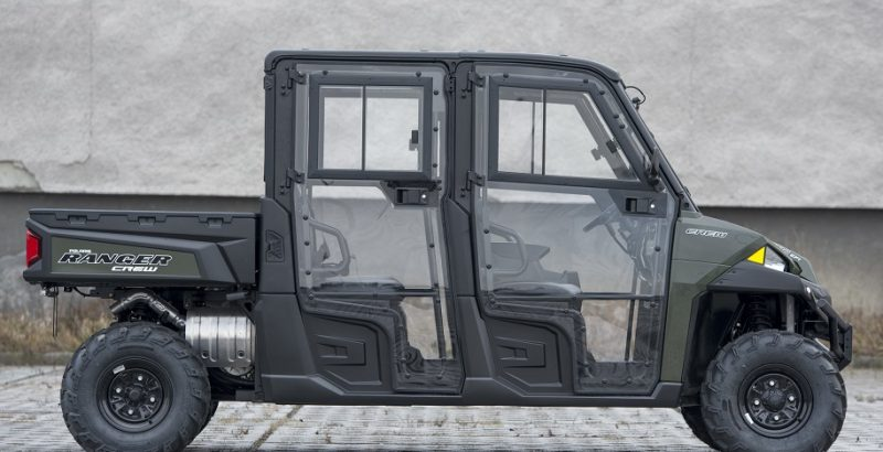 Polaris Ranger XP 900 Crew - DFK Cab kit