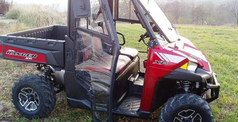 Polaris Ranger XP 900 - DFK Cab kit (3)
